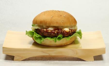 藏壽司漢堡